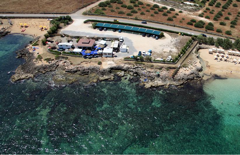 ristorante Albachiara sul litorale adriatico
